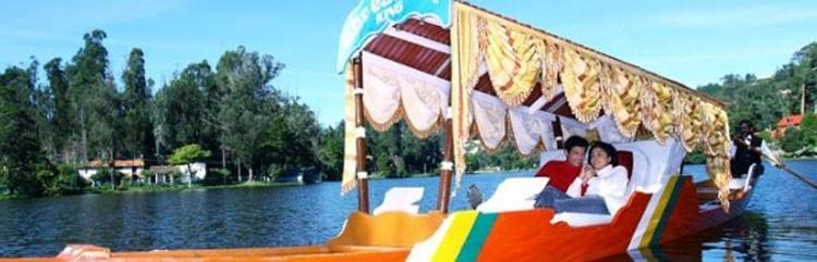 honeymoon packages Kashmir